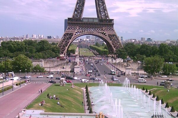 jurnal calatorie Paris