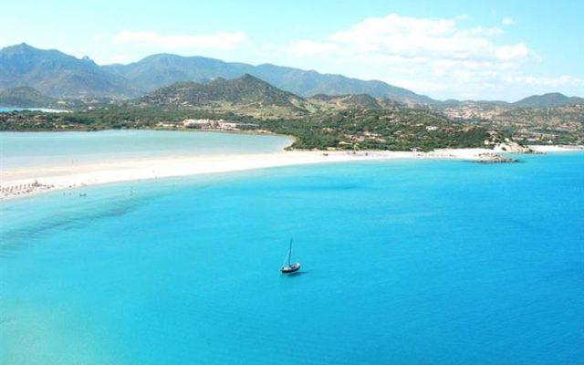 Chia Baia, Sardinia