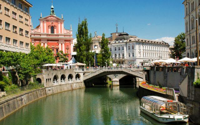 Ljubljana- Biserica Sf. Nicolae