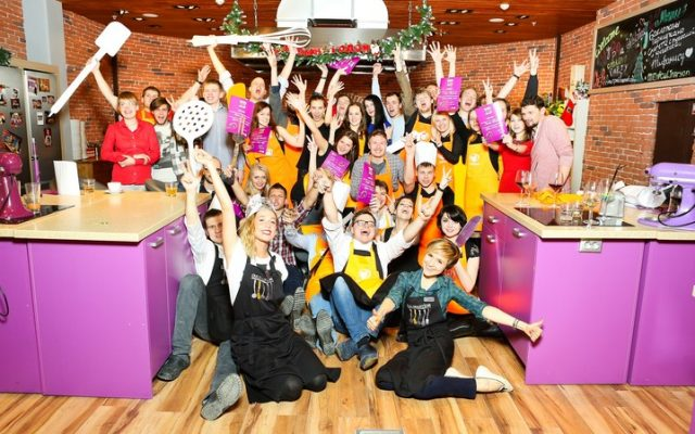 culinaryon team building