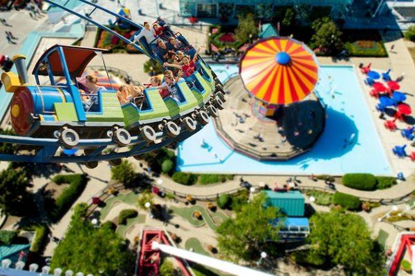 parcuri de distractie pentru copii
