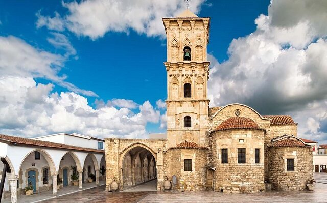 Biserica Agios Lazaros Cipru
