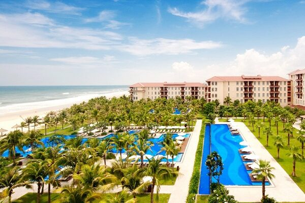 Premier Village Danang Resort, Vietnam.