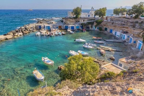Cyclades islands