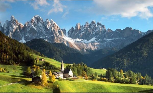 vacanta cu copii in austria