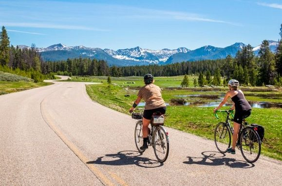 Vacanta cu bicicleta
