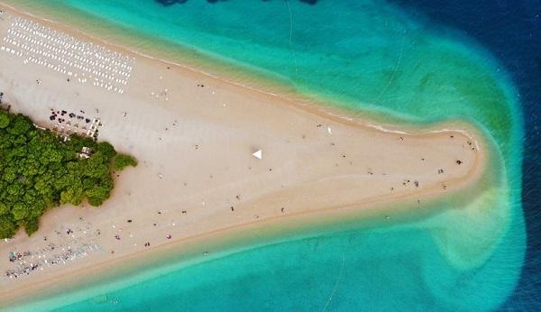cele mai frumoase plaje din croatia