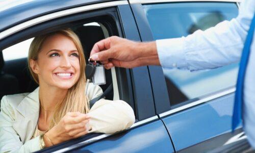 contract rent a car