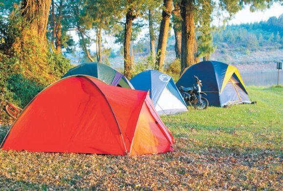 Vacanta cu cortul, in Romania sau in Europa