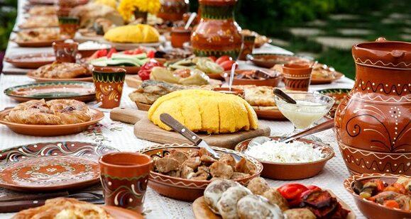 Mancaruri traditional romanesti